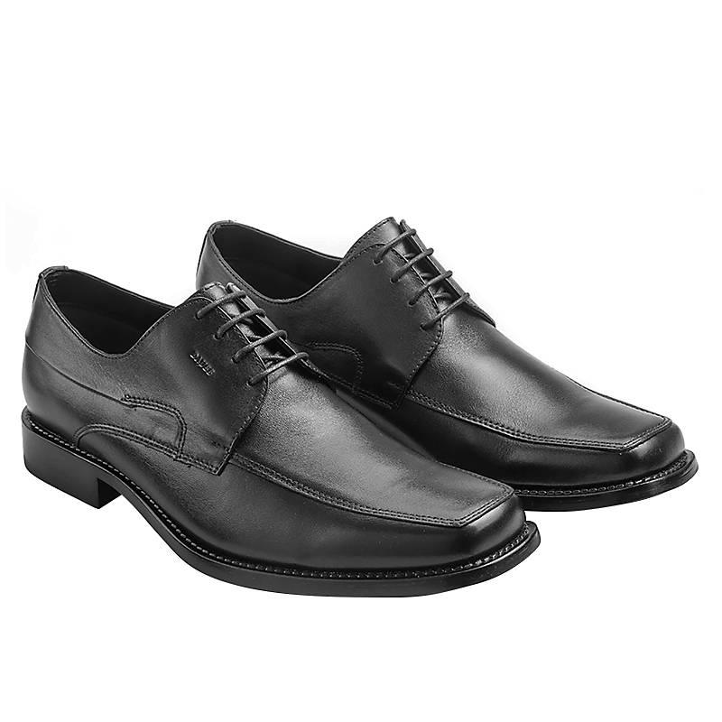Zapatos Dauss Vestir Hombre Pasador Cuero Negro Falabellacom