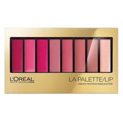 Colour Riche La Palette Labial Rosado