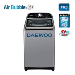 DAEWOO - Lavadora DWF-190GRMI 19 kg Inox