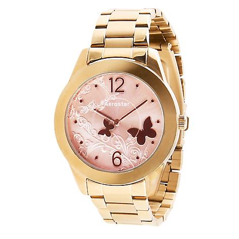 658b4c06d26e Reloj Aerostar de Mujer Acero inoxidable - Falabella.com