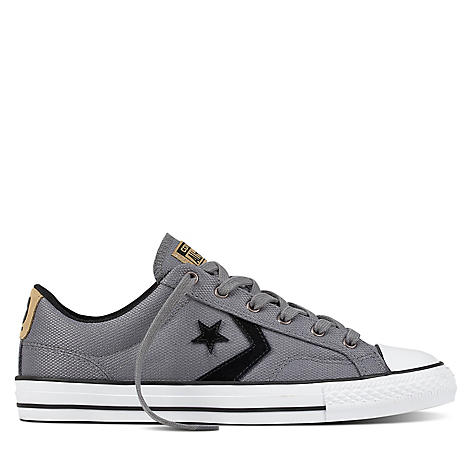 converse star player gris hombre