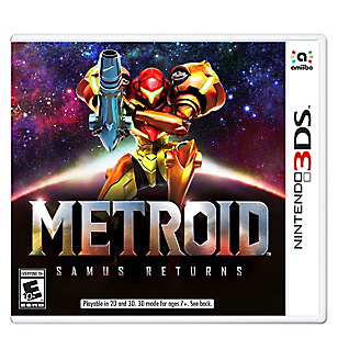 Videojuego Nintendo 3DS Metroid: Samus Returns