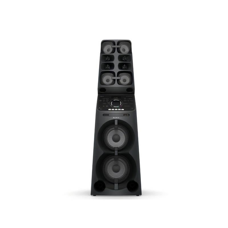 SONY - Equipo de sonido Sony MHC-V90DW Bluetooth Karaoke WiFi HDMI