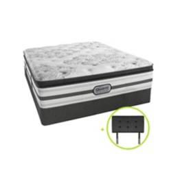 BEAUTYREST SIMMONS - Cama Box Tarima Pocket Platinum Pt 2 Plz