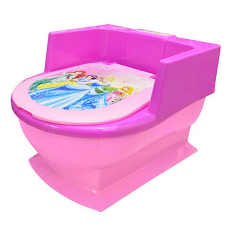 DISNEY BABY - Entrenador de Baño Princesas