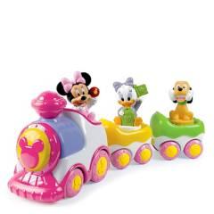 DISNEY BABY - Tren Divertido Minnie Mouse