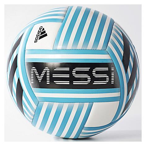 Pelota de fútbol Adidas Messi Celeste - Falabella.com cebd60680f62a