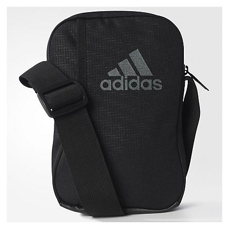Tres Negro Rayas Adidas Performance Deportivo Minibolso zxqTwtXp