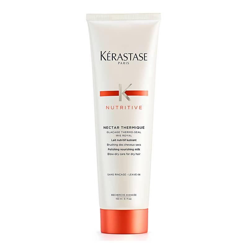 KERASTASE - Crema De Protección Térmica Nutritive para cabello seco