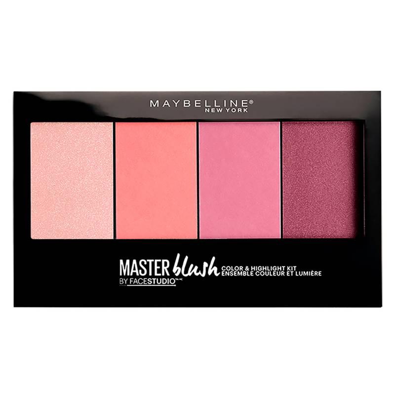MAYBELLINE - Paleta de Rubor Master Blush Maybelline