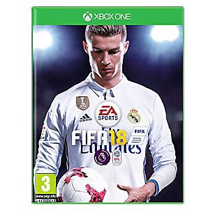 Videojuego X Box One Fifa 18 Estandar Edition