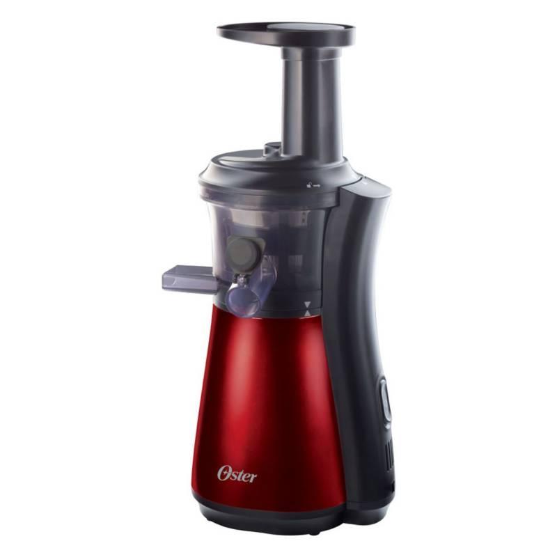 OSTER - Extractor de jugo Oster rojo cold p