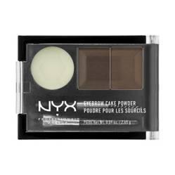 NYX Professional Makeup - Pomada de Cejas Eyebrow Cake Powder