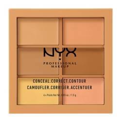NYX Professional Makeup - Paleta 3C