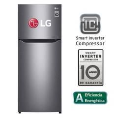 LG - Refrigerador GT22BPPD 187 Lt Silver