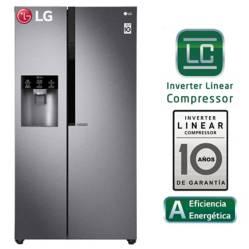 Refrigerador Side by Side LS63SPGK 591 Lt