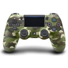 SONY - PS4 ACC DUALSHOCK 4 (CUH-ZCT2U) - GREEN CAMOUFLAGE - LATAM