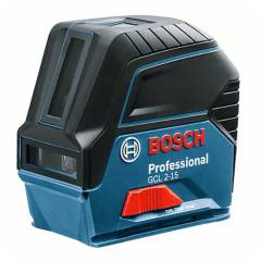 BOSCH - Nivel Combinado de Líneas y Puntos GCL 2-15