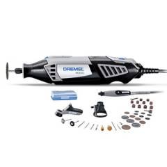 DREMEL - Multiherramienta 4000 Kit 36 ACC + 3 Aditamentos