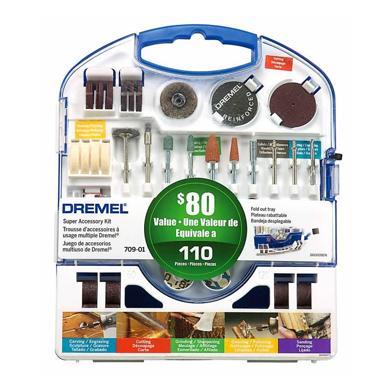 DREMEL - Kit 110 Accesorios Nuevo