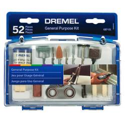 DREMEL - Kit 52 Accesorios Multiuso