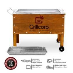 GRILLCORP - Caja China Mediana Premium