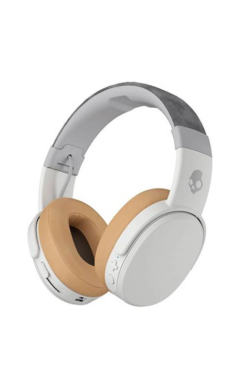 SKULLCANDY - Audífonos Over Ear Bluetooth CRUSHER BT Gris