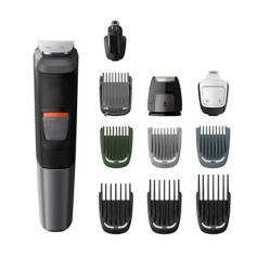 PHILIPS - Set de cuidado corporal Multigroom 11 Accesorios