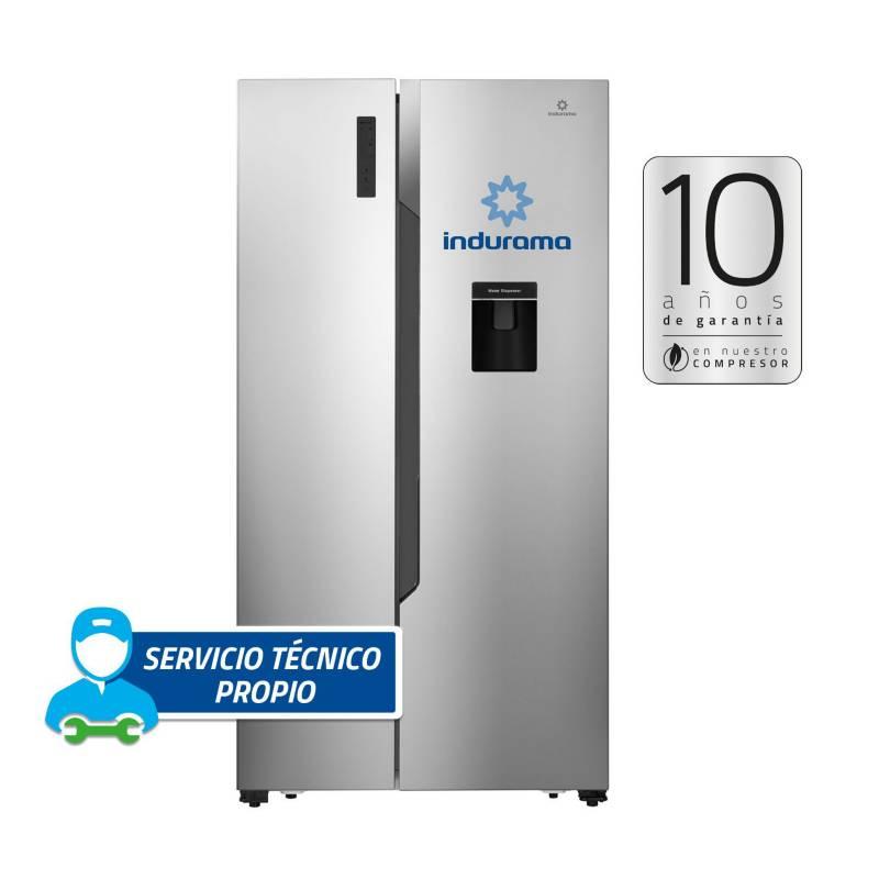 INDURAMA - Refrigeradora Side by Side 514 lt RI-789D