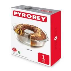 LIBBEY - Molde Keke Pyro Rey 1.83 Lt