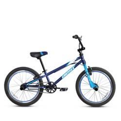 BEST - Bicicleta Argus Aro 20 Azul Blanco