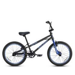 RALEIGH - Bicicleta Bold Aro 20 Negro Azul
