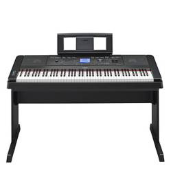 YAMAHA - Piano Digital DGX-660 + PA-150