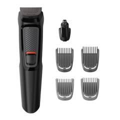 PHILIPS - Recortador de Barba Multigroom 6 Accesorios