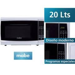 MABE - Horno Microondas 20 Lts Grafito