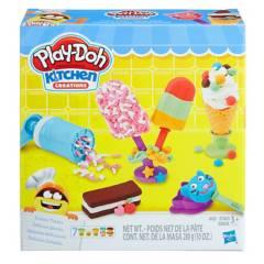 PLAY DOH - Set Helados Deliciosos