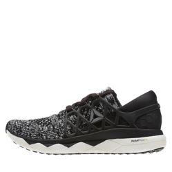 Para mujer elástica malla elástico Superlight con bombas diseño de la Zapatillas zapatos de 3 4 5 6 7 8, color negro, talla 40