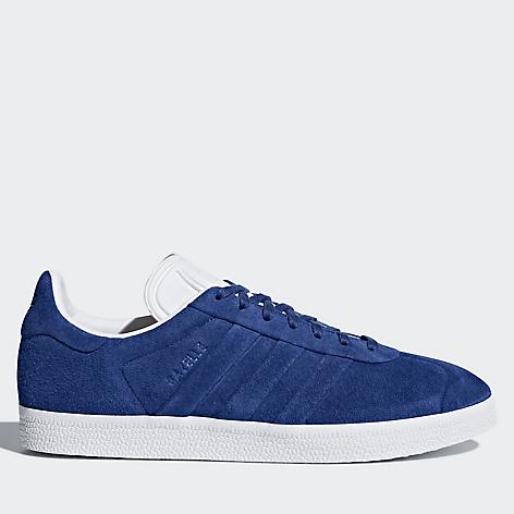 Zapatillas Turn Adidas And Hombre Gazelle Urbanas Stitch hQrCdxts