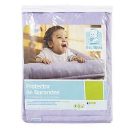 MONCHITOS ACCESORIOS - Protector Barandas Lila