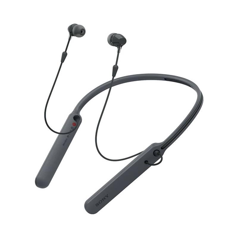SONY - Audífonos In Ear Bluetooth WI C400 Negro