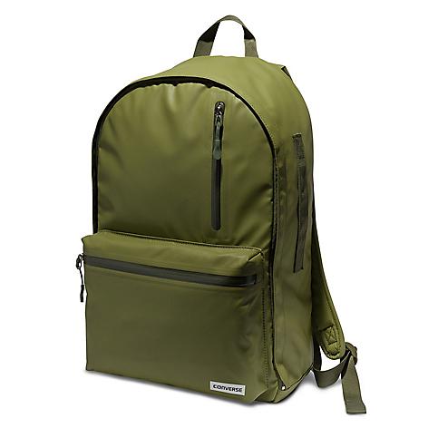 mochila converse verde