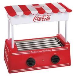 NOSTALGIA - Máquina con Rodillo Hot Dog Coca Cola