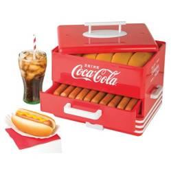 NOSTALGIA - Vaporera de Hot Dog Coca Cola