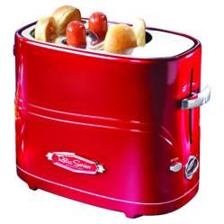 NOSTALGIA - Tostador Hot Dog Retro