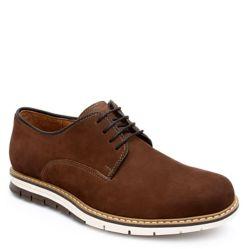 CHRISTIAN LACROIX. Zapatos Hombre Nobuck Chocolate 89cc7b9e255