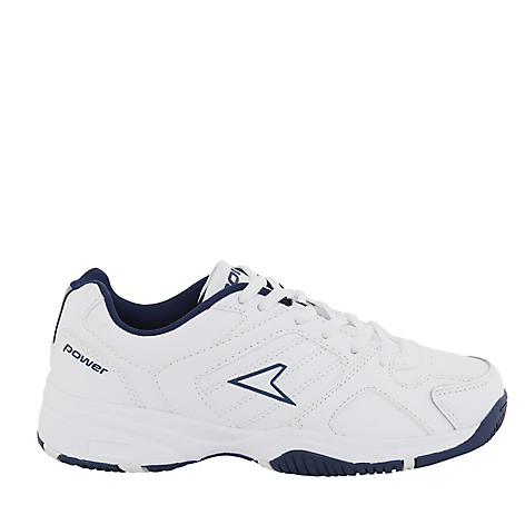 gran descuento 8713c 3224c Zapatillas Power Escolar Chip Savvy Blanco/Navy - Falabella.com