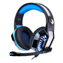 ANTRYX - Audifonos Gamer Axini Azul
