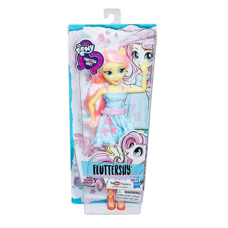 MY LITTLE PONY - Muñeca Clásica Equestria Girls