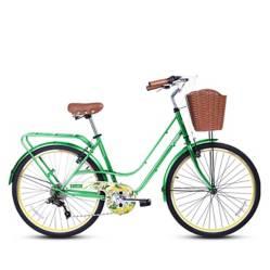 "Bicicleta City Avenue Botanica Aro 26"""