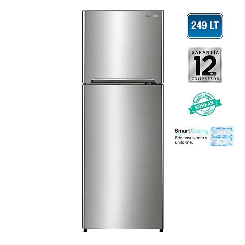 DAEWOO - Refrigerador 249 Lt RGP-25GFB  Silver